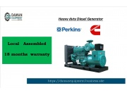 Perkins Diesel Generator 300kva open (local assembled) with