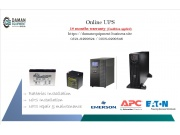 Ups apc 6000xli with 10 months warranty delivery all over Pa