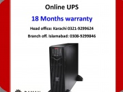 UPS APC SUA 1000 With 18 Months Warranty