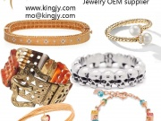 Gold Plated Ring OEM jewelry