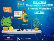 Get your SEO and mobile responsive websites
