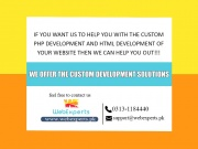 Responsive and SEO friendly websites for you
